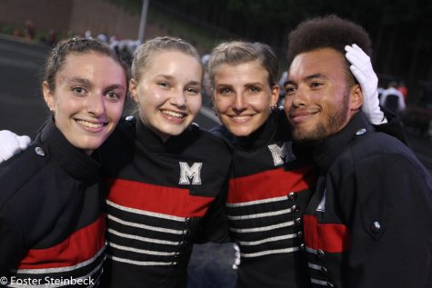 Milton hosts 20 French students