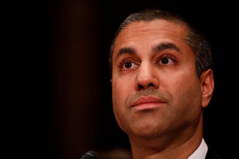 Ajit+Pai%2C+Chairman+of+the+Federal+Communications+Commission%2C+testifies+before+a+Senate+Appropriations+Financial+Services+and+General+Government+Subcommittee+on+Capitol+Hill+in+Washington%2C+U.S.%2C+June+20%2C+2017.+REUTERS%2FAaron+P.+Bernstein