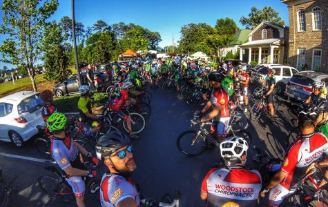 The impact of Milton's cyclists