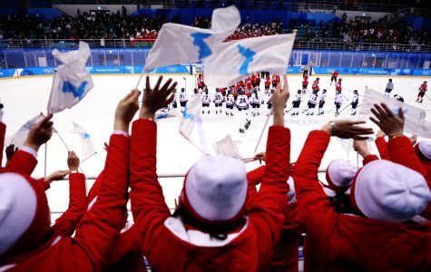 "What does the ""unified"" Korean Olympic team say about their future?"