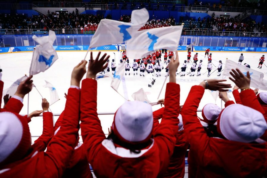 """What does the """"unified"""" Korean Olympic team say about their future?"""