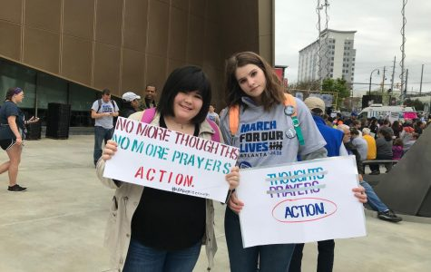 The March For Our Lives experience