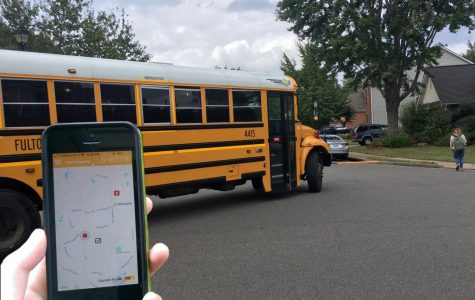 School bus tracking app introduced in Fulton County Schools