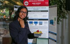 Milton Student wins Award at Broadcom MASTERS