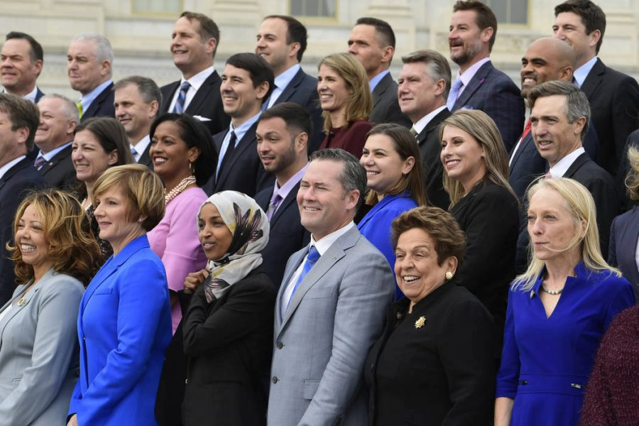 America welcomes freshman class of Congress