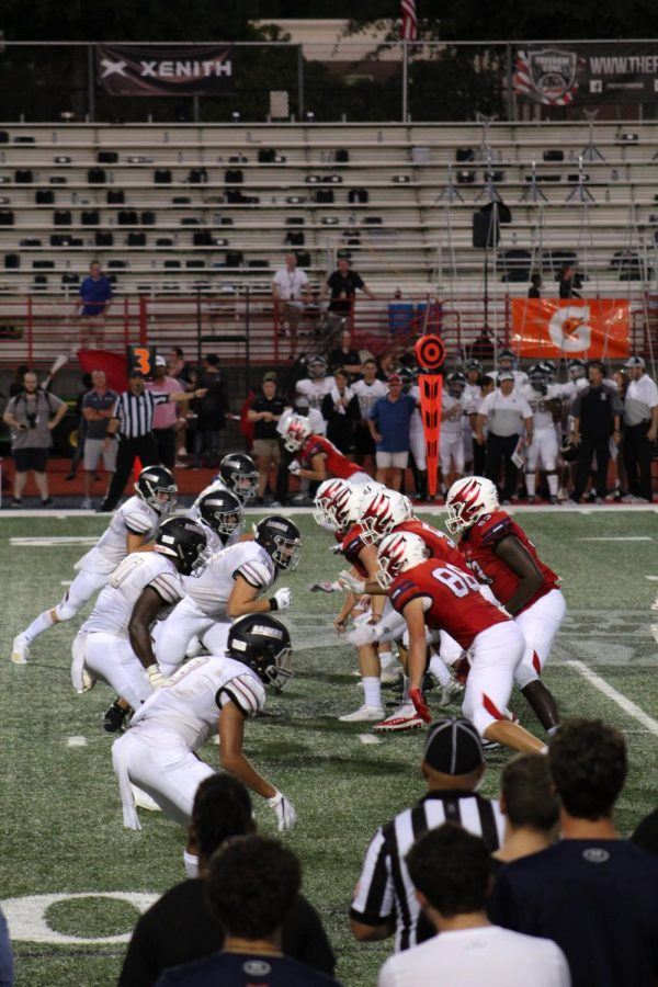 Milton Opens Regional Play at West Forsyth