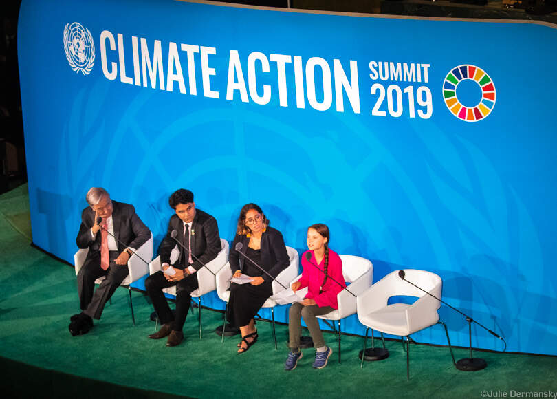 Can the UN take the heat?  What went down at the 2019 Climate Change Summit