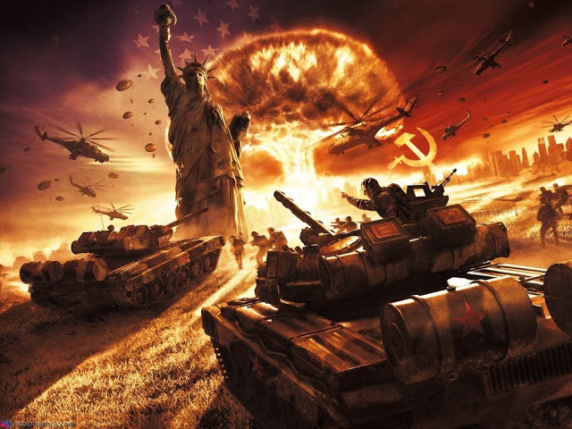 World War III is Coming! Who Are YOU Betting On?