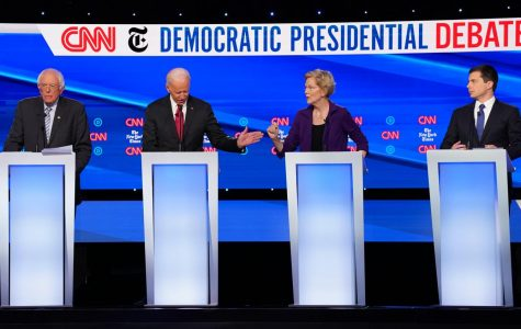 What's going on with the Democratic Debates?