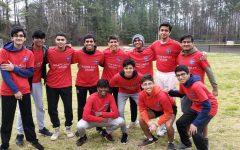 Cricket team sparks new era of sports at Milton