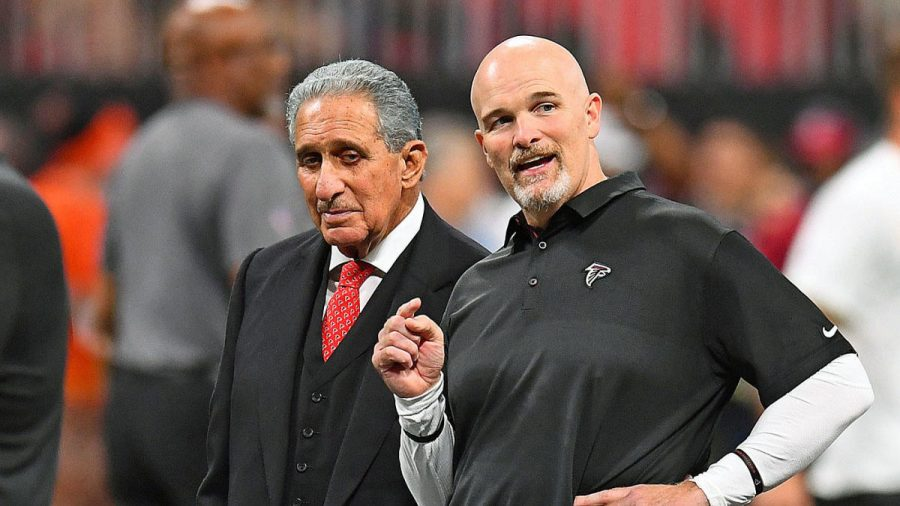 Atlanta Ousts Dan Quinn