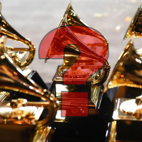 Predicting the Grammys, so one less thing in 2021 will catch us off guard