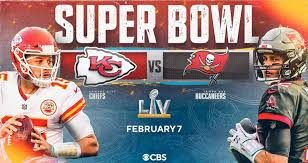 Super Bowl LV - Chiefs/Buccaneers Match-Up